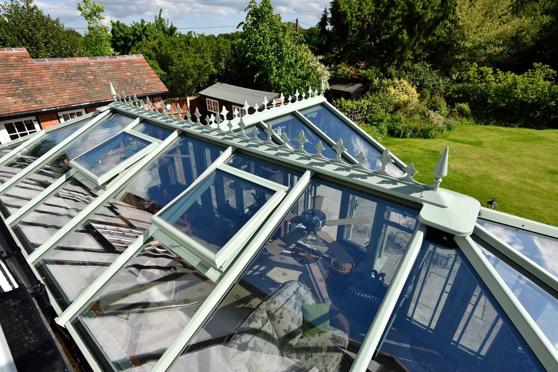External Roof Vents