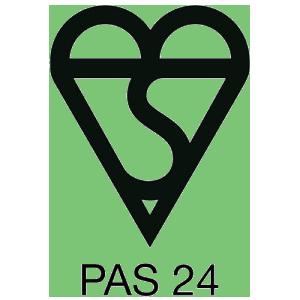 PAS 24 logo