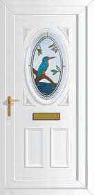 Jacobean Door
