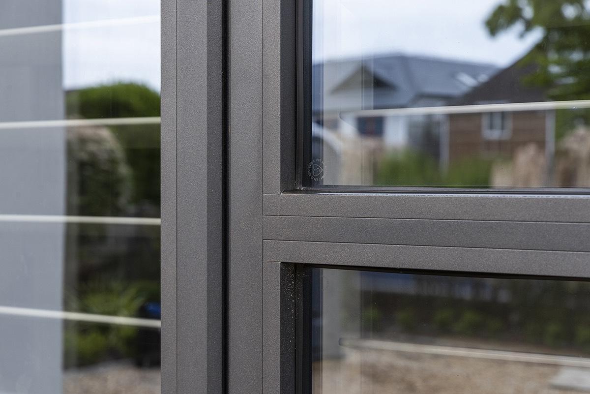 Aluminium Casement Windows