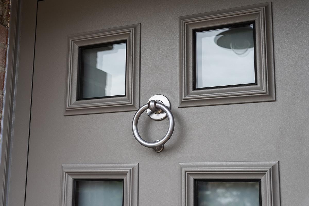 Smart Designer Aluminium Doors