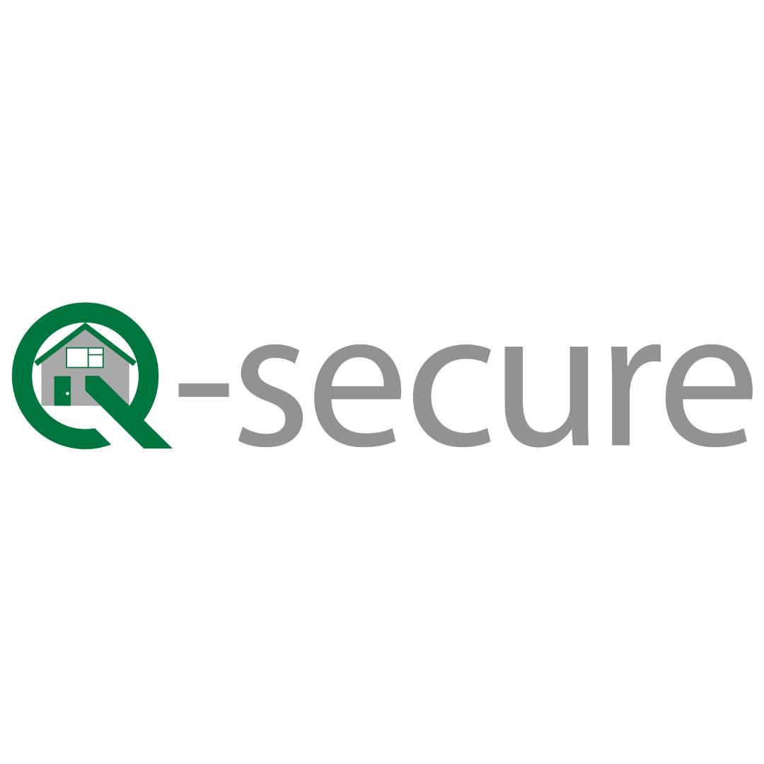 q-secure logo
