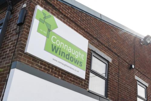 Connaught New Logo