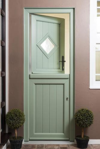 Pvc Chartwell Green Stable Door