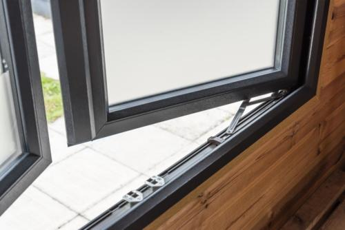 Pvc French Casement Window