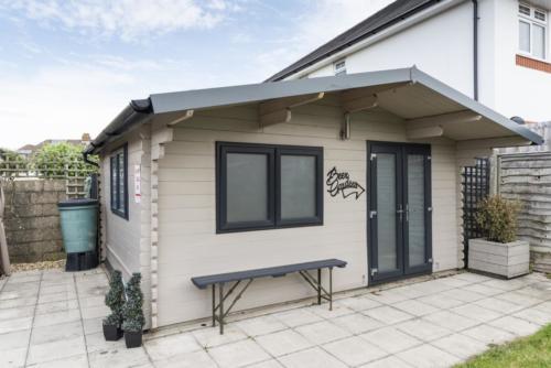 Pvc Summerhouse Image